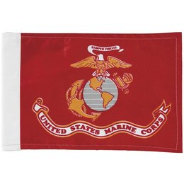 Pro Pad 6 X 9 Highway Safe Flag Poly Cotton Marines Multicolored