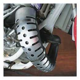 Aluminum Moose Racing 3mm Thick Pipe Armor