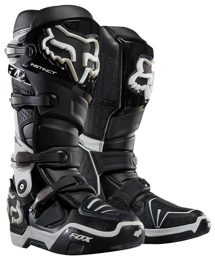 Alpinestar Motorcycle Gloves >> $549.95 Fox Racing Instinct Boots 2015 #209286