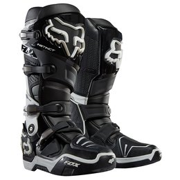 Fox Racing Mens Instinct Boots Black