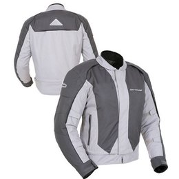 Silver Tour Master Womens Flex 3 Textile Jacket