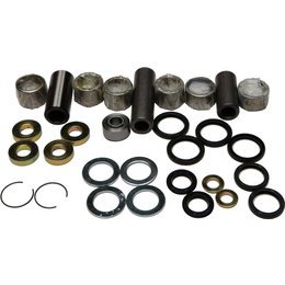 All Balls Swing Arm Linkage Bearing And Seal Kit For Honda CR125R CR250R CR500R Unpainted