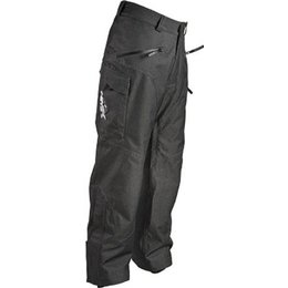 HMK HUSTLER SNOW PANTS BLACK