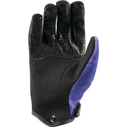 Speed & Strength Unisex United By Speed Mesh/Textile Riding Glove Purple