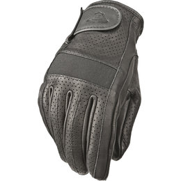 Highway 21 Mens Jab Armored Perforated Leather Gloves