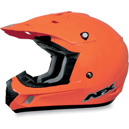 Safety Orange Afx Boys Fx-17y Fx17y Helmet