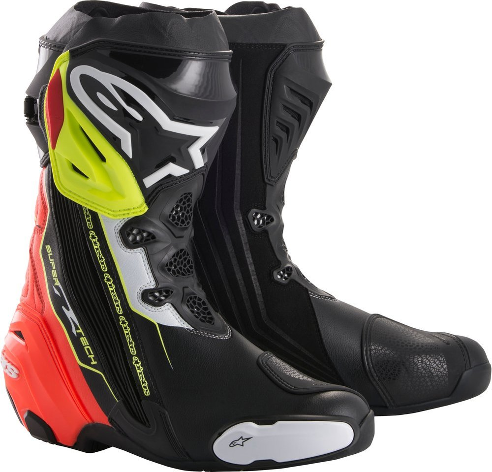 Sportbike Riding Boots >> $499.95 Alpinestars Mens Supertech R Boots #232206