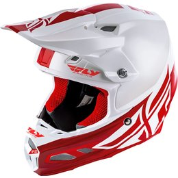 Fly Racing F2 Carbon MIPS Shield Helmet White
