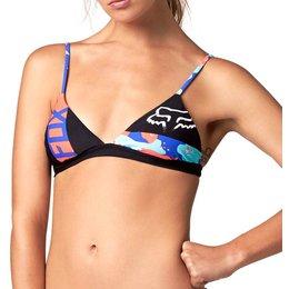 Fox Racing Womens Camoto Fixed Triangle Bikini Top