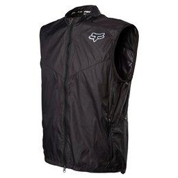 Fox Racing Mens Dawn Patrol Vest 2014 Black