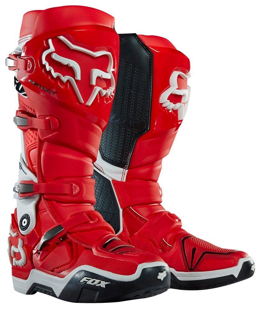Fox Racing Shoes Size