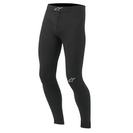 Black Alpinestars Winter Tech Performance Pants