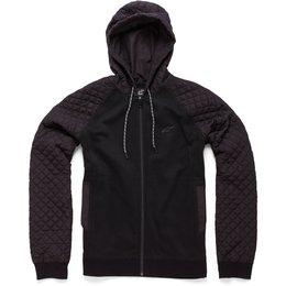 Alpinestars Mens Imminent Hooded Zip Jacket Black