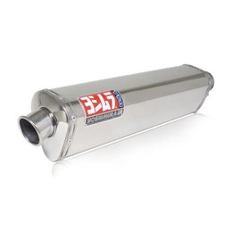 Stainless Steel Sleeve Muffler Yoshimura Exhaust Trs Bolt-on Stainless Steel For Suzuki Gsxr-1000 01-04