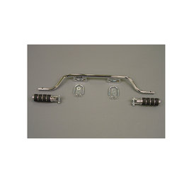 MC Enterprises Standard Hi-Way Bars W/Alligator Ftpgs Chr Boulevard S50 Intruder