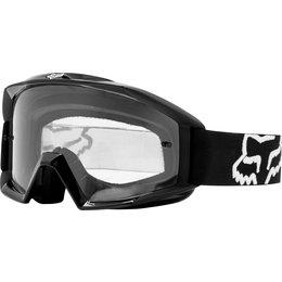 Fox Racing Youth Main Goggles Black