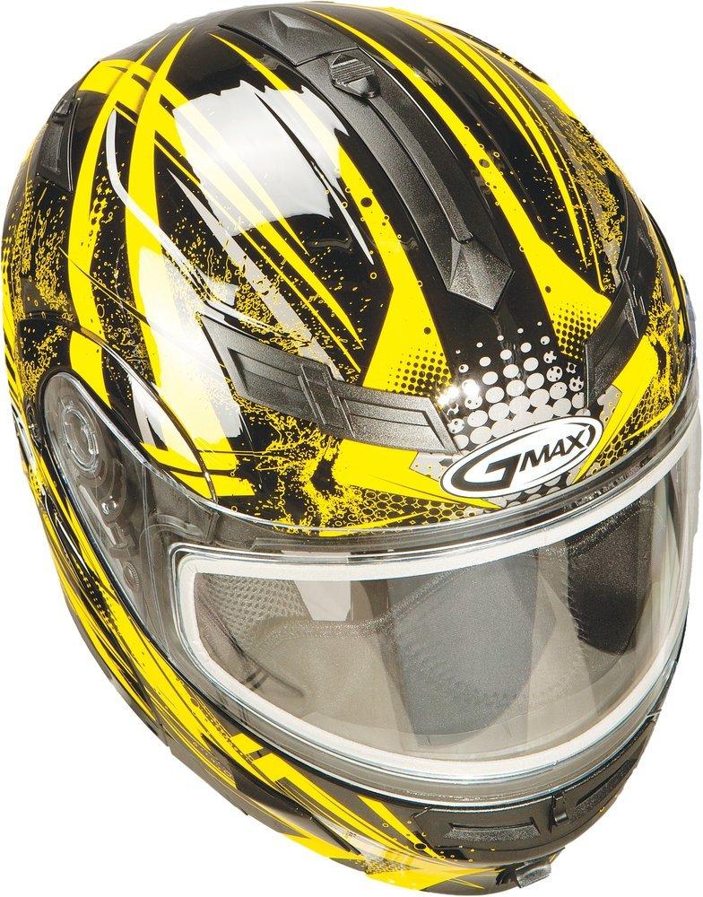 224 95 Gmax Gm54s Modular Snow Helmet With Dual Pane 140724