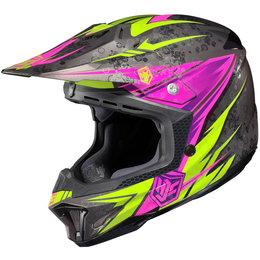 Pink Hjc Womens Cl-x7 Clx7 Pop N Lock Helmet