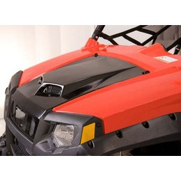 Maier Scooped Hood Fighting Red For Polaris RZR 800 08-09