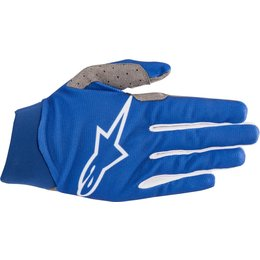 Alpinestars Mens Dune Gloves Blue