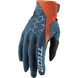 Thor Mens Draft Gloves Blue
