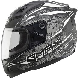 GMax GM69 Mayhem Full Face Helmet Black