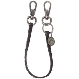 Alpinestars Crank Leather Lanyard Keychain