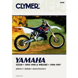 Clymer Repair Manual For Yamaha YZ250 WR250 YZ/WR-250 94-98