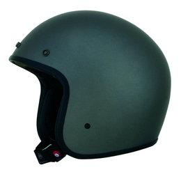 Frost Grey Afx Mens Fx-76 Fx76 Open Face Helmet