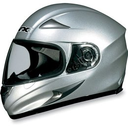 Silver Afx Mens Fx-magnus Full Face Helmet