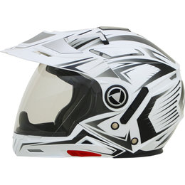 AFX Mens FX-55 7 In 1 Crossover Multis Helmet White