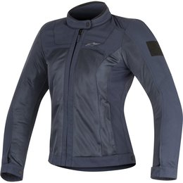 Alpinestars Womens Stella Eloise Air Armored Textile Jacket Blue