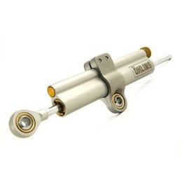 Silver Ohlins Steering Damper For Suzuki Gsx1300r Hayabusa 03-08
