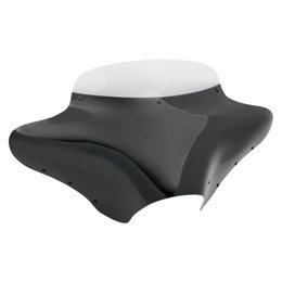 Memphis Shades Batwing Fairing Windshield Clear 5 Inch