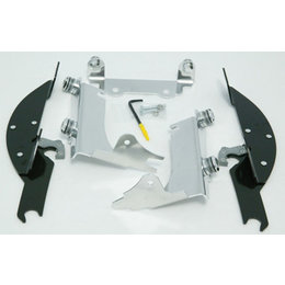 Memphis Shades Batwing Mount Kit Black For Kawasaki VN800 VN1500