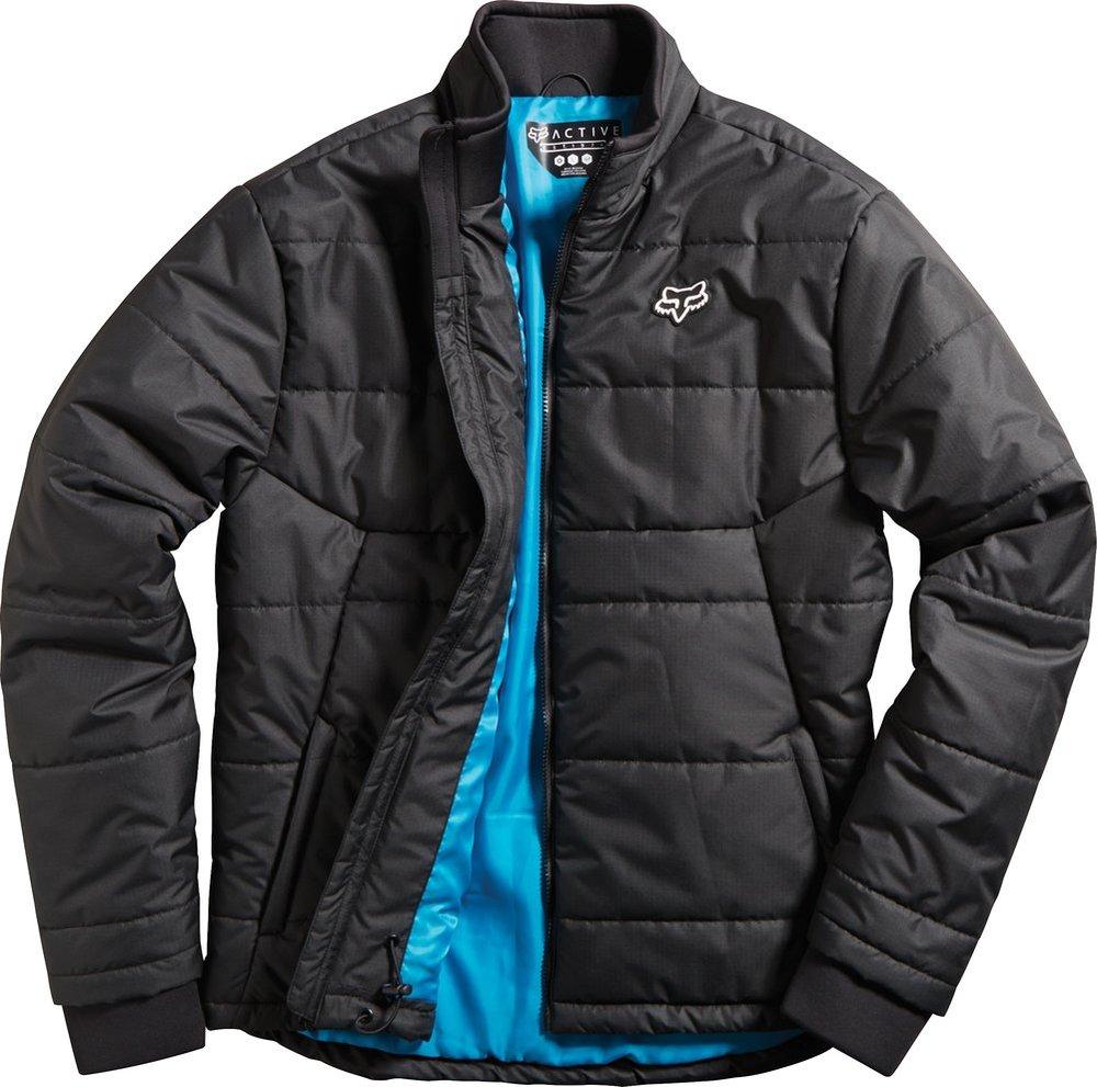 $139.50 Fox Racing Mens Overload Quilted Water-Repellent #221625 : quilted racing jacket - Adamdwight.com
