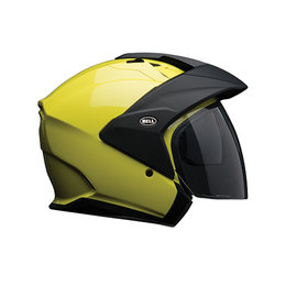 Bell Powersports Mag-9 Open Face Helmet Yellow