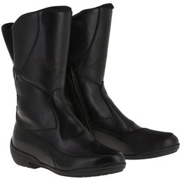 Alpinestars Womens Stella Kaira CE-Certified Gore-Tex Leather Boots Black