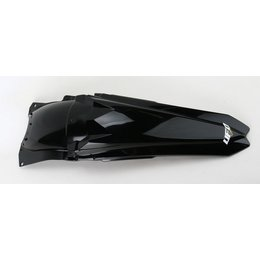 UFO Plastics Carbon Fiber Fender Black For Yamaha YZ450F 2010
