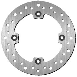 BikeMaster Contour Rear Brake Rotor For Honda CR125R CR250R CR500R 045X Unpainted