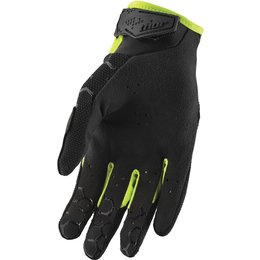 Thor Mens Draft Gloves Black