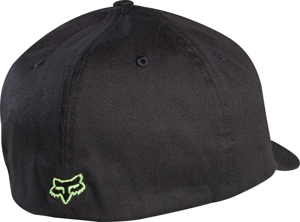 promo code 00ea9 4a213 ... netherlands fox racing mens legacy flexfit hat black ca82a a6ec7
