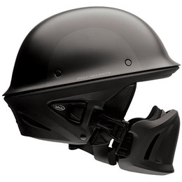 Bell Powersports Rogue Arc Half Helmet Black
