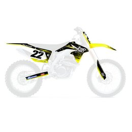 Factory Effex Two Two Motorsports Limited Graphic Kit For Suz RM-Z250 2010-2014
