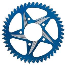 Vortex CAT5 38 Tooth 520 Rear Aluminum Sprocket For Ducati Blue 110AZB-38 Blue