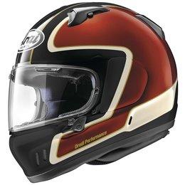 Arai Defiant-X Outline Full Face Helmet Red