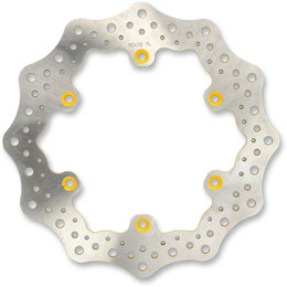 Moose Racing RFX Rear Rotor Suzuki DRZ400 DRZ400S RM125 RM250 Yellow 1711-1372 Yellow