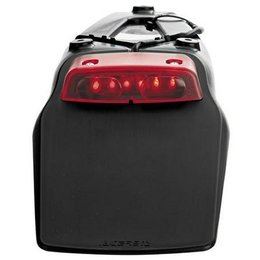 Black Acerbis Offroad Enduro Motorcycle Taillight Led