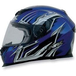 Blue Afx Mens Fx-120 Fx120 Multi Full Face Helmet