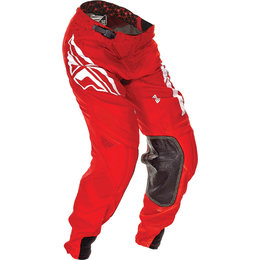 Fly Racing Mens Lite Hydrogen Pants Red